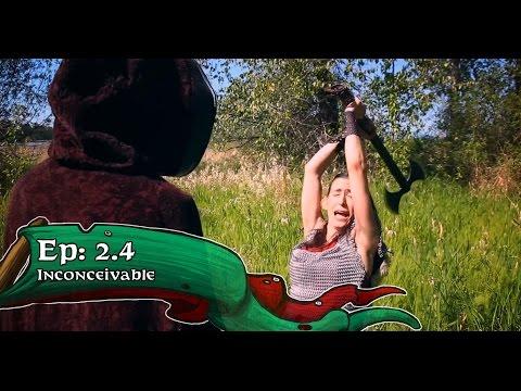 Standard Action Season 2 - Episode 2.4: Inconceivable