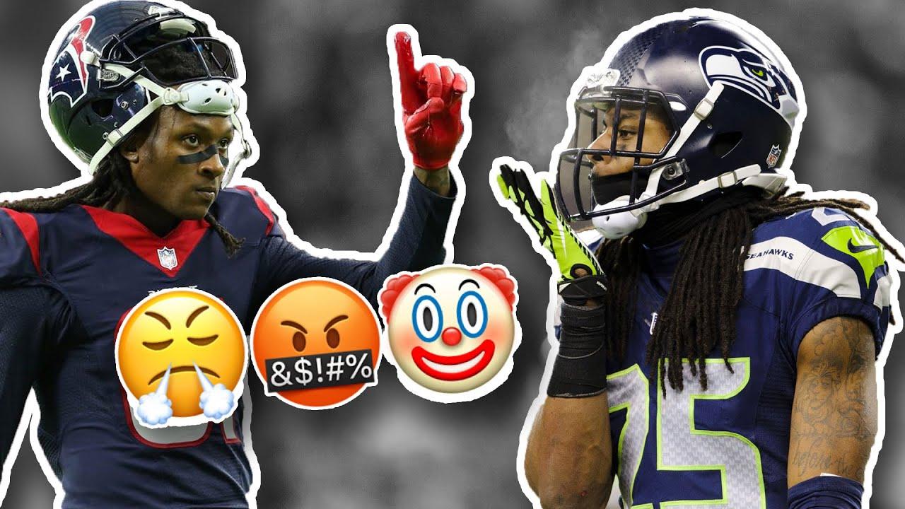 NFL Stars BEST Trash Talk Moments (Part 2) || HD