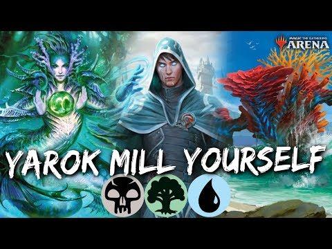Yarok MILL Yourself [MTG Arena] | (UBG) Sultai Self-Mill