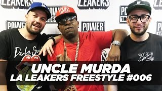 Uncle Murda Freestyle With The LA Leakers | #Freestyle006