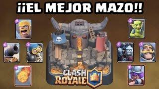 ¡¡¡EL MEJOR MAZO DE ARENA 4!!! | Mazos Variados | Clash Royale con Alvaro845 | Español