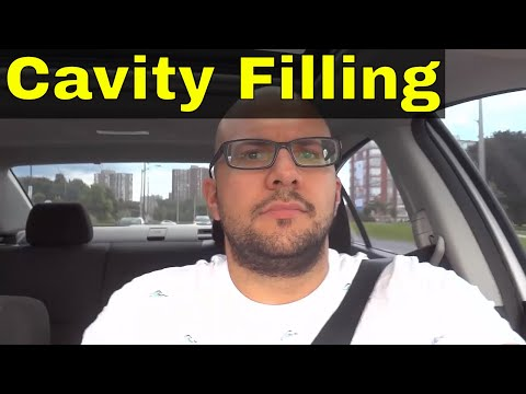 Cavity Filling VLOG-What Is A Cavity