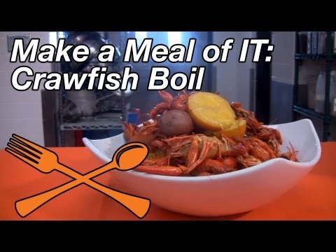 Make a Meal of IT: Crawfish Boil