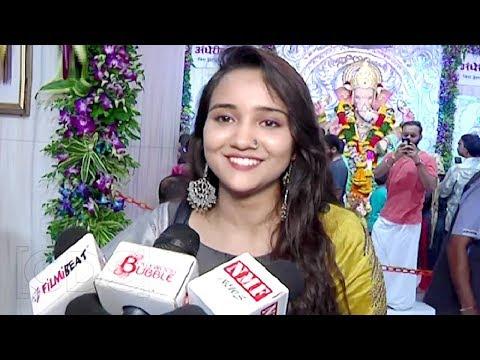 Xxx Mp4 Yeh Un Dino Ki Baat Hai Actress Ashi Singh Visits Andheri Cha Raja 2018 3gp Sex