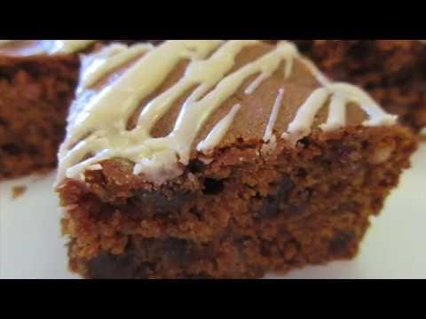 MOLASSES CAKE - How to make OLD-Fashioned MOLASSES CAKE Recipe
