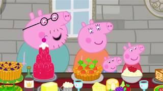 Peppa Pig Français 🏰 Le Château 🏰Episodes Complets Saison 7   Dessin Animé