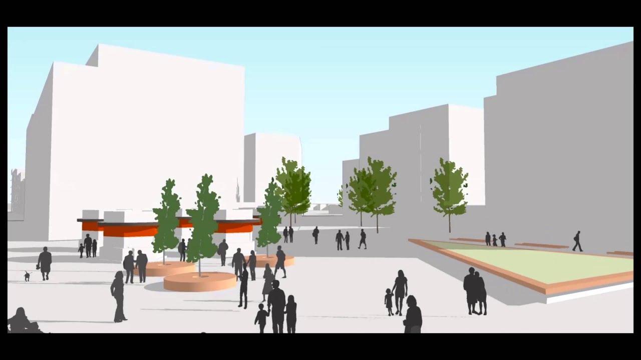 Junjie Wu - Master of Urban Design - Transit-oriented design.