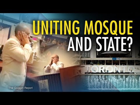 Muslim call to prayer at Toronto City Hall | David Menzies