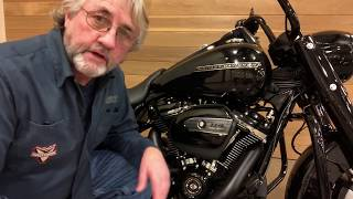 DO NOT Ride a Milwaukee 8!! Harley-Davidson Road King
