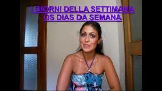 030 - Impara il portoghese - I giorni della settimana