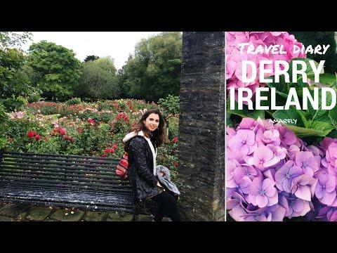 DERRY, IRELAND - Travel diary
