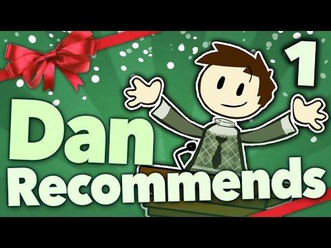 Dan Recommends - Find New Creators: Video Games Edition