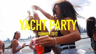EPIC YACHT PARTY WITH GIRLS
