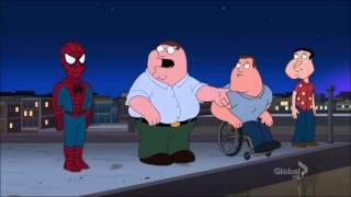 Family Guy Spidey subtitulado