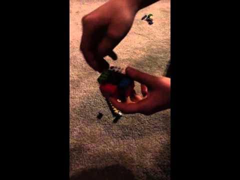 How to build a lego grenade