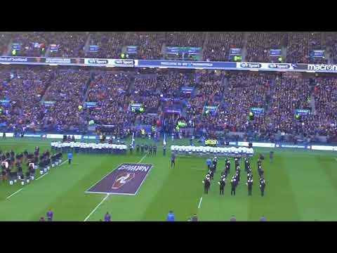 11/2/2018 Scotland vs France French National Anthem
