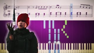 twenty one pilots: Cancer - EASY Piano Tutorial   SHEETS