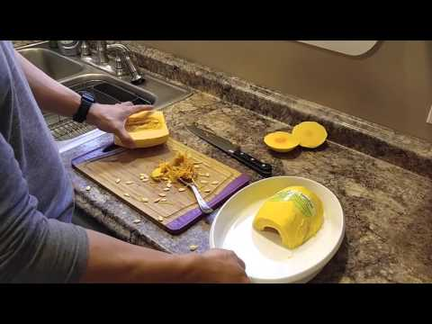 15-Minute Spaghetti Squash Dinner