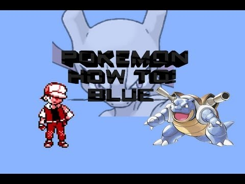 Pokemon Red and Blue - How To Get HM:01 CUT