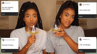 We Read Your Assumptions About Us - ASSUMPTIONS TAG | Sobekwa Twins