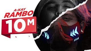 A-Kay | Rambo (Official Video) | Western Penduz | Latest Songs Punjabi 2019 | Speed Records