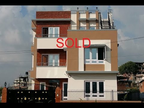 2.5 Storey House for Sale / Rent at Thaiba, Lalitpur ( Sold Out )