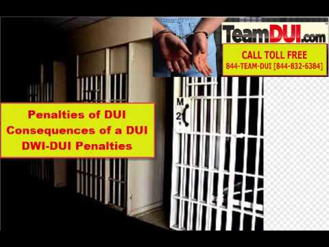 DUI penalties|Consequences of a DUI|Penalties for DUI|DUI consequences|DUI lawyer|DUI penalties