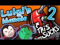 Luigi S Mansion Clear The Room Part 2 Game Grumps