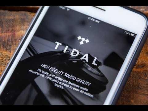 HOW TO GET TIDAL ON YOUR SPRINT PHONE!!!!