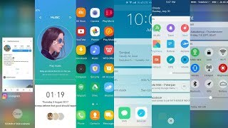 Review) D'nD Theme MIUI 8 & 9