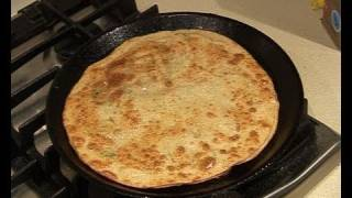 """ AALOO BHARA PARATHA "" Bajias Cooking"