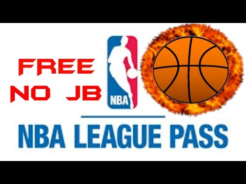 How to Get NBA League Pass For Free on iPhone (No Jailbreak) (2017) iOS 10