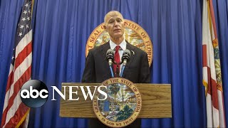 Gov. Rick Scott supports raising the minimum age to buy firearms