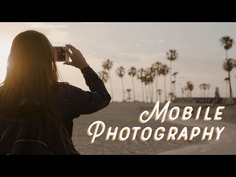 Take BETTER iPhone Photos with Lightroom Mobile
