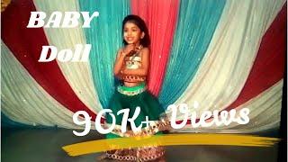 Superb baby doll mai sone di dance performance....