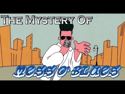 The Mystery of Mess O' Blues (Unreleased Johnny Bravo Concept Short, 1993)