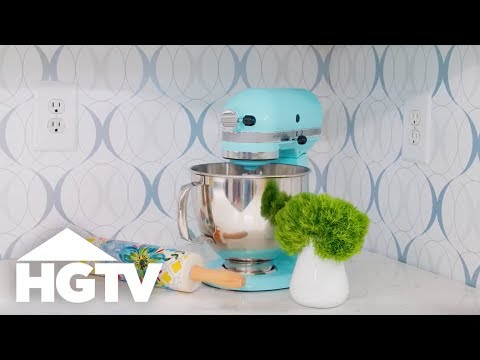 How to Style Kitchen Countertops Like a Pro - HGTV