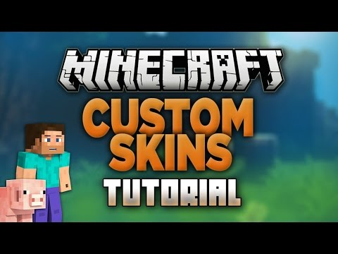 How to Change your skin in any version of Minecraft(work multiplayer)