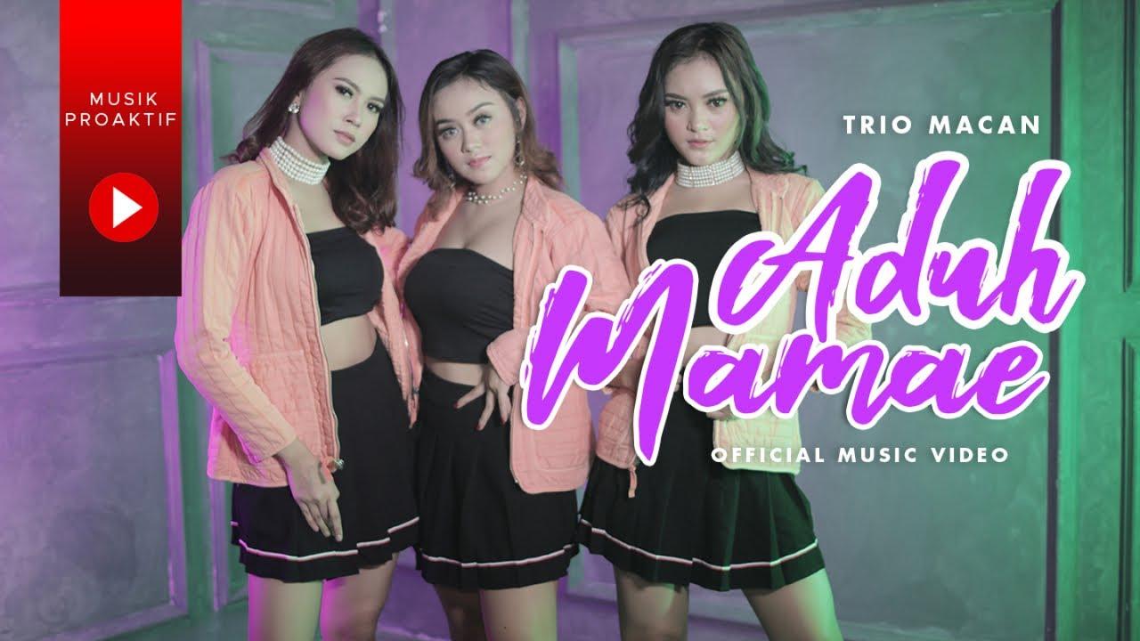 Download Trio Macan - Aduh Mamae   Cowok Baju Hitam   Gadis Baju Merah (Official Music Video) MP3 Gratis