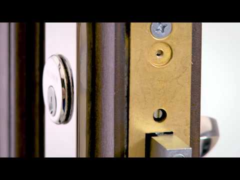 Remove Keyed Cylinder From Mortise