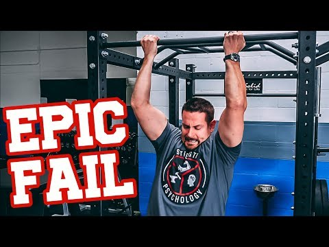 The PERFECT Pull Up *EPIC FAIL*
