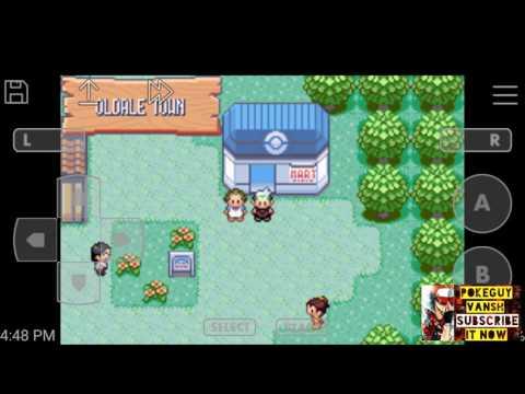 Pokemon Emerald All HM cheat (By Pokeguy Vansh )