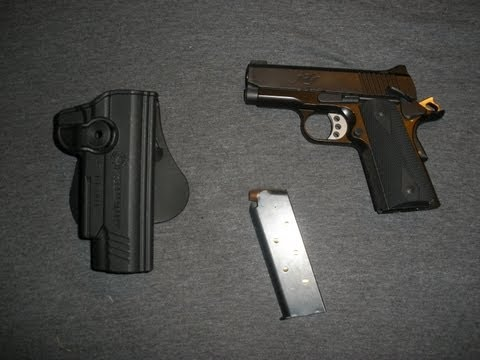 I'm giving away a Kimber 1911 or a half ounce of gold!