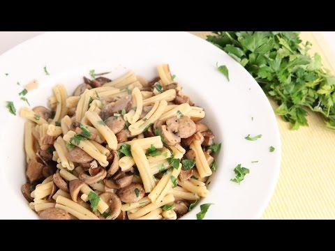 Sausage & Mushroom Pasta Recipe - Laura Vitale - Laura in the Kitchen Episode 975