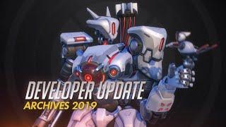 Developer Update   Storm Rising   Overwatch