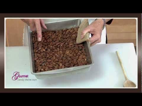 How to Roast Raw Almonds for Candy Making