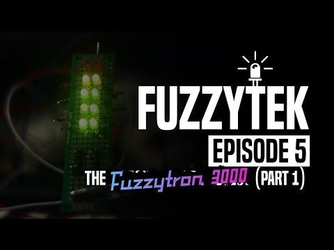 FuzzyTek E05 // The DJ MIDI Controller Project (Part 1)