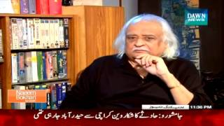 What anwar maqsood said about his Khabarnaak mimicry