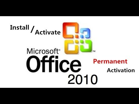How to Install / Activate Office 2010 on Windows 8.1