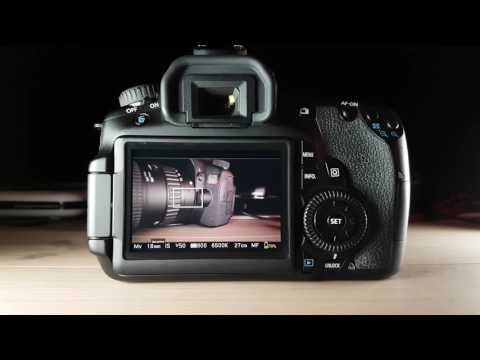 How Set Up RAW Recording